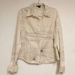 Club Monaco cotton shirt
